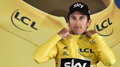 """Thomas pakt zijn revanche na verplichte opgave in Giro: """"Hier droom ik van sinds ik tien was"""""""