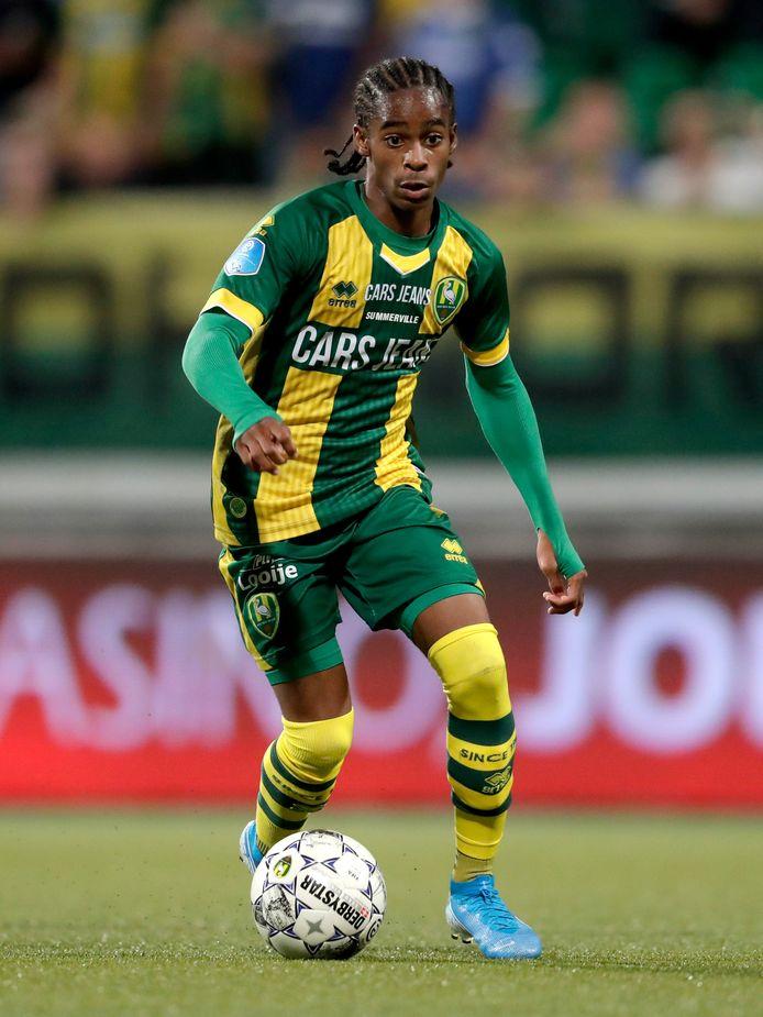 Een van grootste talenten van Feyenoord speelt nu bij ADO: 'Ik ben een  jongen met pit' | Den Haag | AD.nl
