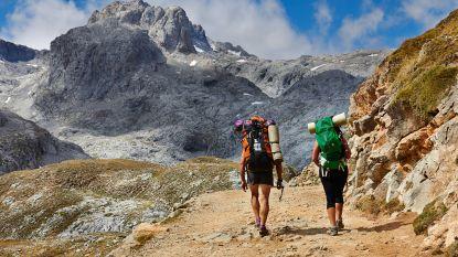 Belgische wandelaars gered die verdwalen en zonder water raken in Spaanse bergen
