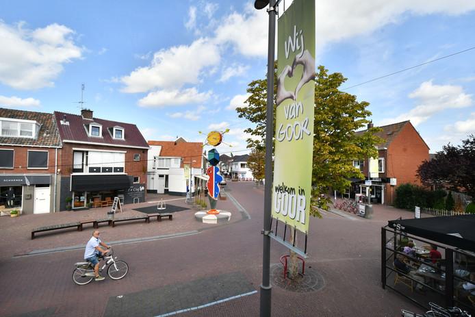 De Grotestraat in Goor.