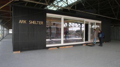 Verkrot pand in Gent? Vergeet renovatie en plaats een  inschuifhuis in 2 weken