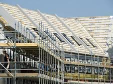 Woningbouw in Kraggenburg ver weg