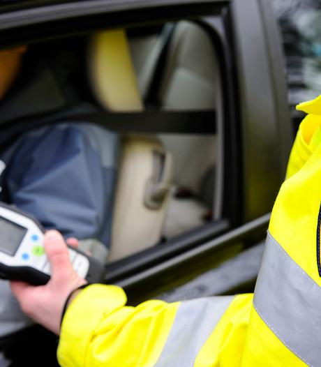 Vijf rijbewijzen ingevorderd bij alcoholcontrole in Breda