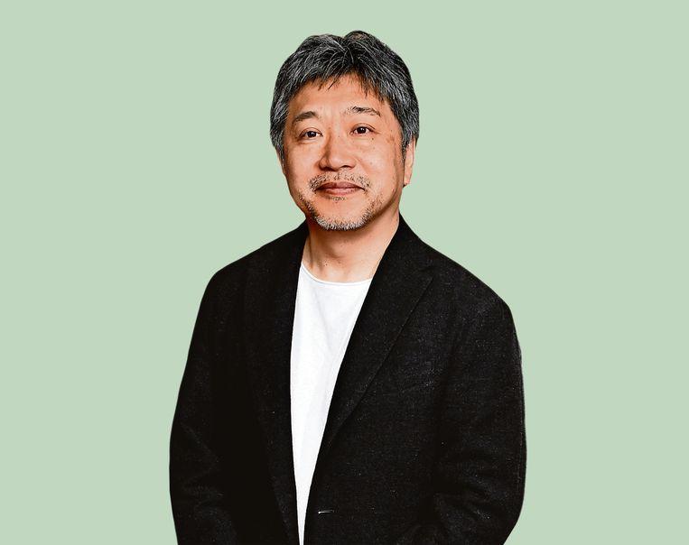 Regisseur Hirokazu Kore-eda. Beeld Getty / Studio V