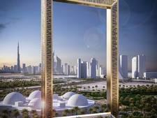 Kolossaal jatwerk: Dubai pikte idee fotolijst van 'Rotterdamse' architect
