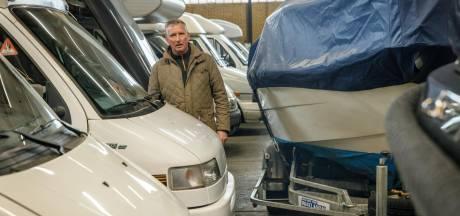 Pandeigenaar in Meppel zoekt caravanbezitters nadat huurder spoorloos verdwijnt