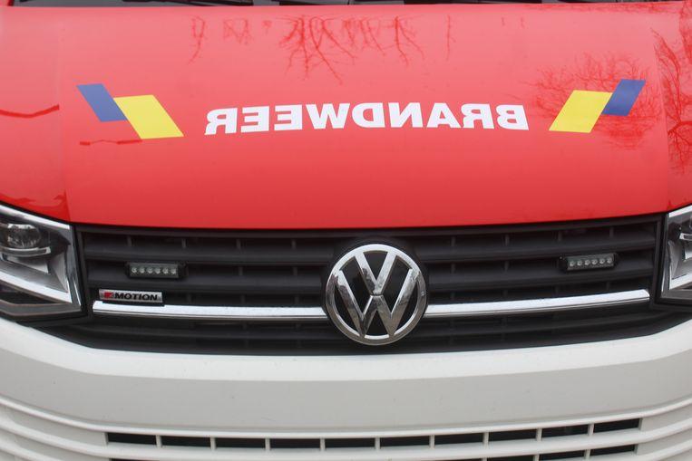 De brandweer van Voeren en hun collega's uit Nederland snelden ter plaatse