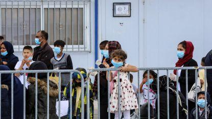 Vlaanderen vangt 10 niet-begeleide minderjarigen uit Griekse kampen op