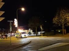 Scooterrijder naar ziekenhuis na ongeluk op Terborgseweg