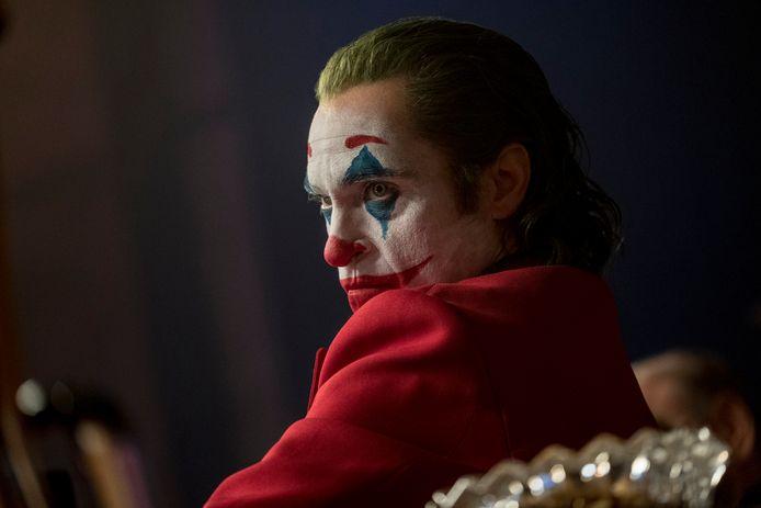Joaquin Phoenix in zijn rol als Joker.