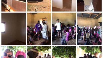 Feestfrituur Den Eetwagon en WK Dorp maken Senegalees dorp dolgelukkig
