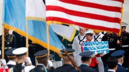 Lichaam VN-soldaat uit Korea-oorlog gevonden
