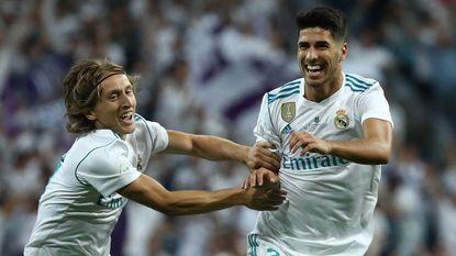 Ontketend Real Madrid wint ook return tegen Barça en verovert zevende prijs in anderhalf jaar tijd