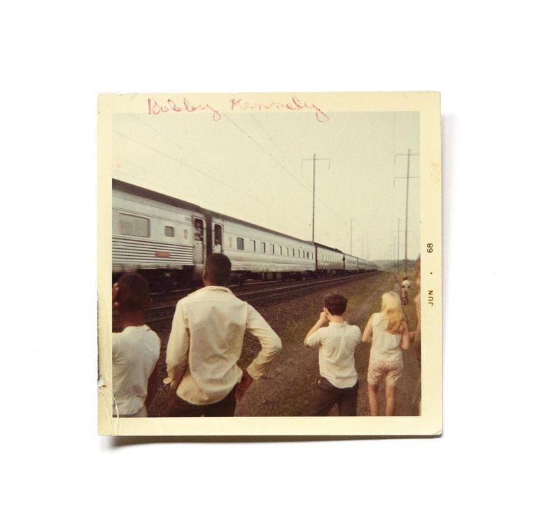 Foto uit het archief van Annie Ingra uit Elkton. Beeld