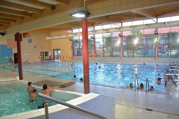 Zwembad De Kleine Dender is al sinds de opening in 2004 erg populair.
