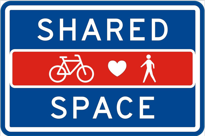 Shared Space.