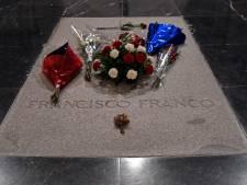 Le dictateur Franco sera exhumé aujourd'hui