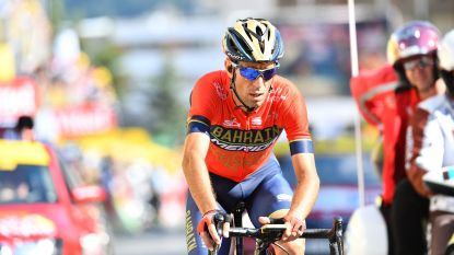 Nibali wil zich met 20 jaar oude chirurgische ingreep klaarstomen voor de Vuelta en het WK