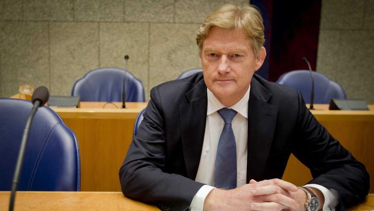 Staatssecretaris Martin van Rijn van Volksgezondheid Beeld ANP
