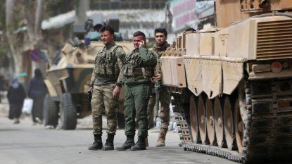 Nu Afrin onder controle is: Erdogan duidt volgend doelwit aan van Turkse legeroperatie in Syrië
