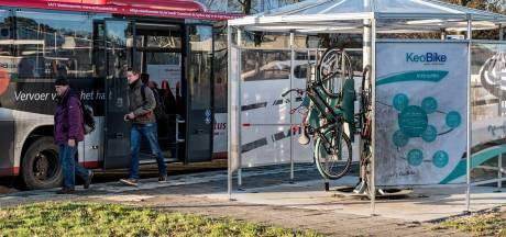 Syntus plugt KeoBikes nu in op station Hoevelaken