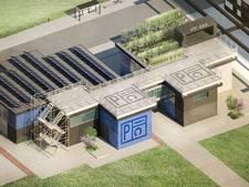 Plug-In-City 2.0 op Strijp-S in Eindhoven krijgt feestdak