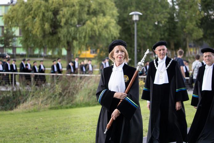 Opening van het academisch jaar in Wageningen.