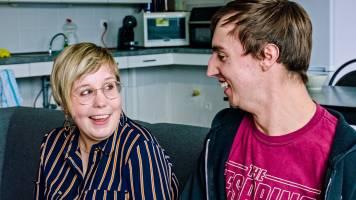 Hanne en Sven zijn een koppel!