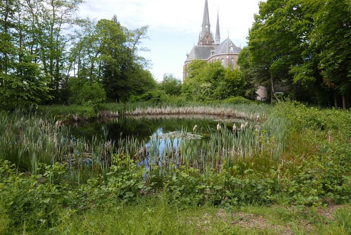 Park Ruijbosch, dorp haaren