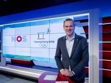 NOS-commentator Jeroen Stomphorst per ongeluk vloekend te horen
