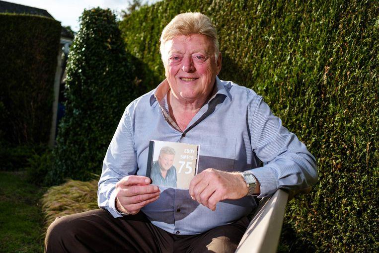 Eddy Smets brengt voor zijn verjaardag een nieuwe cd uit.