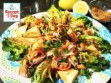 Recept van de dag: Zoete aardappelsalade met pita