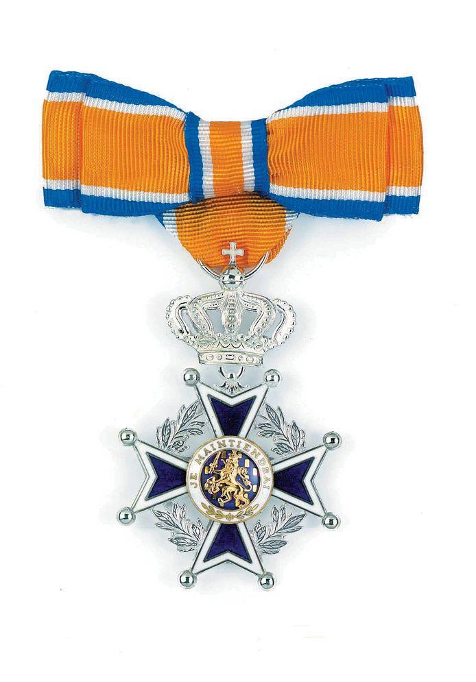 Onderscheiding Ridder in de Orde van Oranje-Nassau (vrouw)