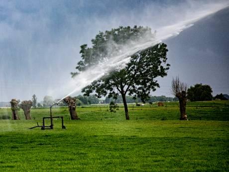 Typisch Hollandse zomer; recorddroogte blijft uit in Achterhoek
