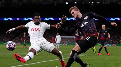 KIJK LIVE. Werner mist grote kans! Tottenham staat onder druk tegen sterk Leipzig