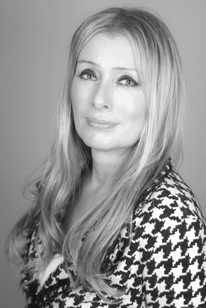 Wendy Grutters, lijsttrekker van de Stadspartij DNF.