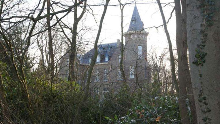 Het kasteel van de vermoorde Stijn Sealens Beeld afp