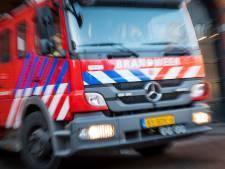 Waterballet in Bilthoven door gesprongen cv-leiding