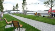 Foodbar Verde serveert deze zomer hapjes en drankjes in Belvédère Droogdokkenpark