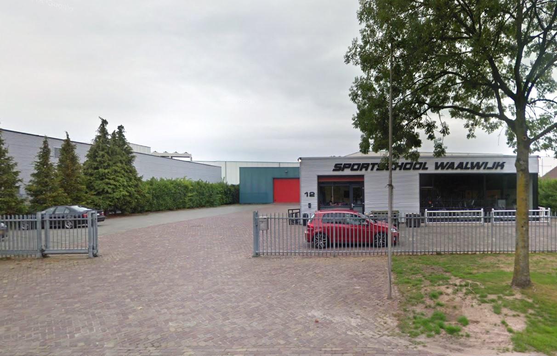 De vier culturele verenigingen krijgen onderdak in het pand aan de Reigerbosweg 12.