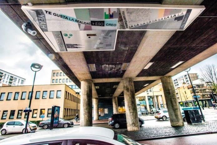 De test onder de Katterug. Foto Jan van Eijndhoven