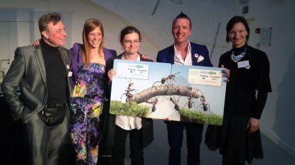 Inzamelactie van Leuvense bedrijven voor daklozen
