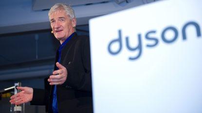 Stofzuigermaker Dyson gaat concurrentie met Tesla aan met eigen elektrische auto's