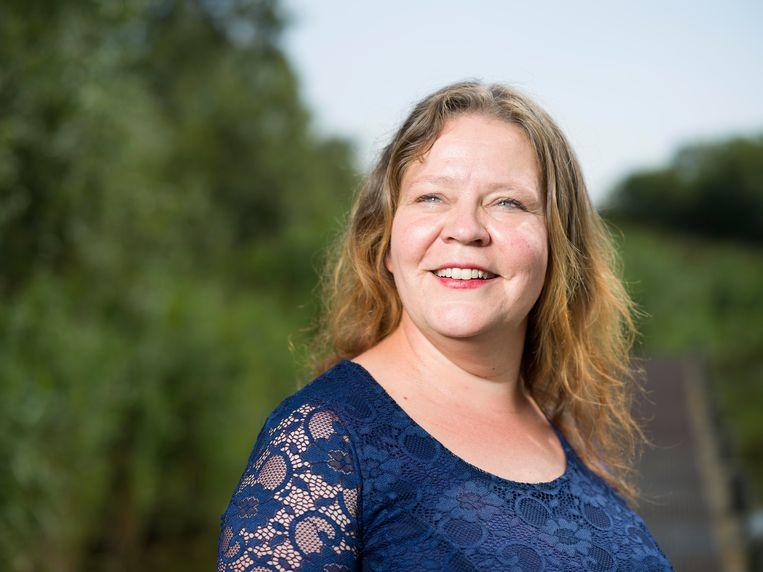 Susan van Mierlo Beeld Merlijn Doomernik