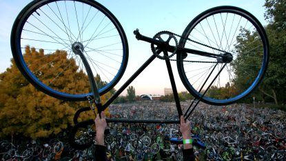 Critical Mass Ride 'muZomer'-editie
