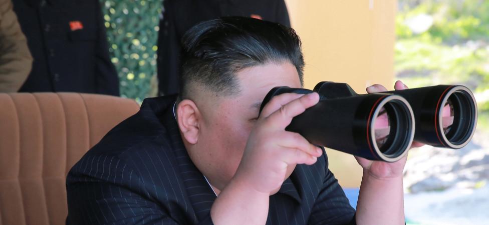 De VS dagen Kim uit: Noord-Koreaans schip aan de ketting