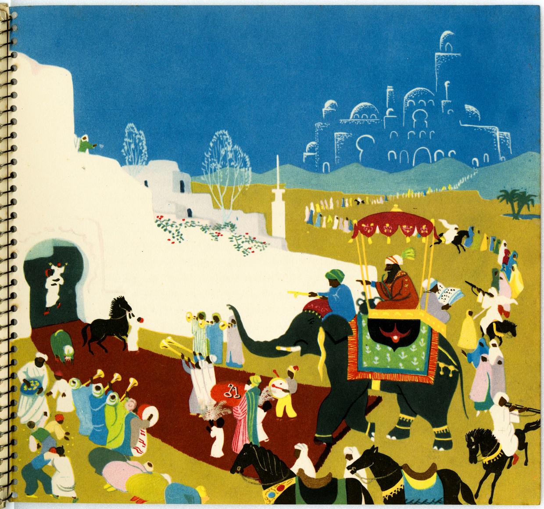 Illustraties uit de kinderboeken van Jaap Kloots en Galinka Ehrenfest.