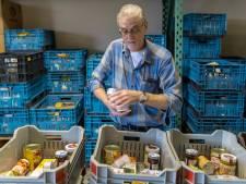 Zo blijft de Bossche voedselbank overeind: 'Maar we zetten ons schrap voor een klap'