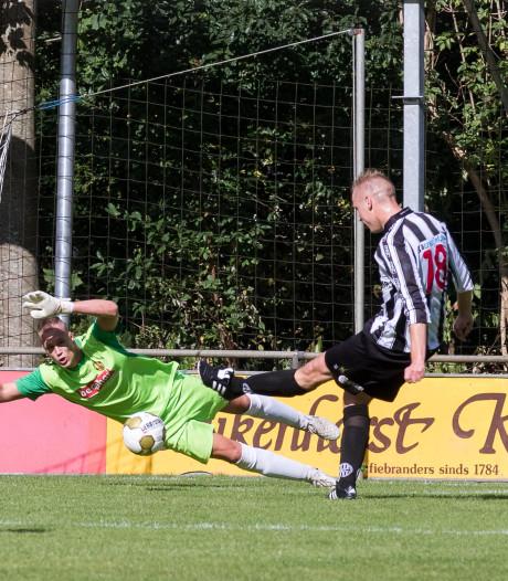 Uitslagen amateurvoetbal Zwolle, zondag 16 september
