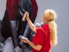 Veenendaal wil in navolging van Ede 'mooie graffiti' in tunnels